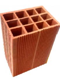 Brique 12 trous